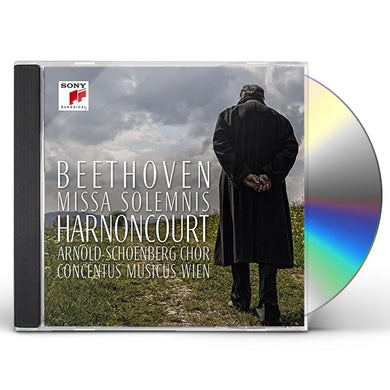 Nikolaus Harnoncourt BEETHOVEN: MISSA SOLEMNIS CD