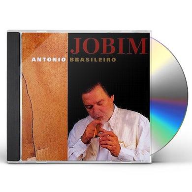 Antonio Carlos Jobim ANTONIO BRASILEIRO CD