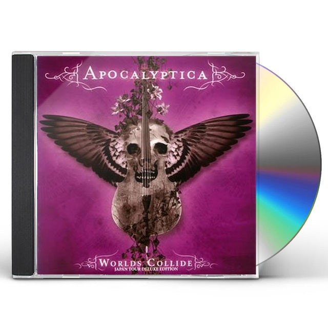 Apocalyptica WORLD COLLIDE - JAPAN TOUR DELUXE EDITION CD
