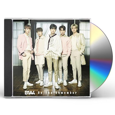 B1A4 DO YOU REMEMBER: VERSION A CD