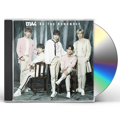 B1A4 DO YOU REMEMBER: VERSION B CD