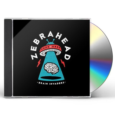 Zebrahead BRAIN INVADERS CD