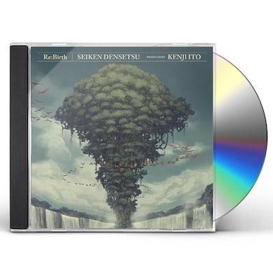Game Music RE:BIRTH / SEIKEN DENSETSU ITO KRRANGE ALBUM / Original Soundtrack CD