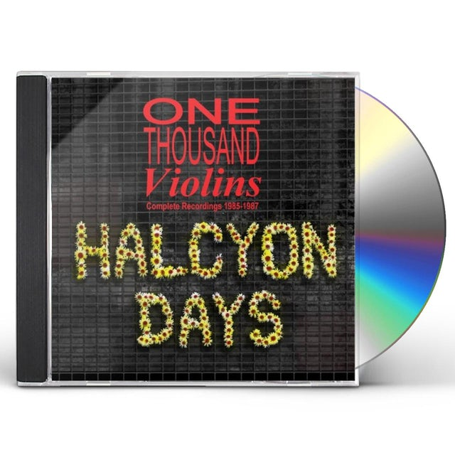 One Thousand Violins HALCYON DAYS CD