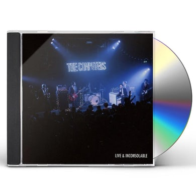 Computers LIVE & INCONSOLABLE CD