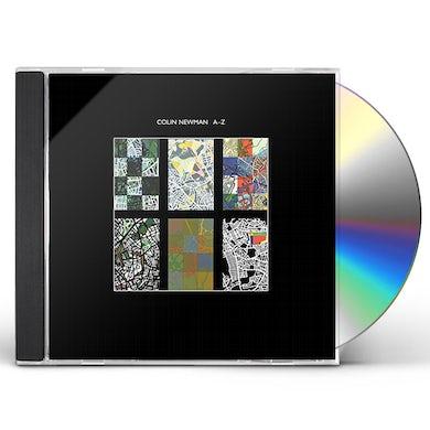 Colin Newman A-Z CD