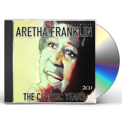 Aretha Franklin   CLASSIC YEARS CD