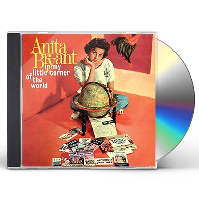IN MY LITTLE CORNER OF THE WORLD CD