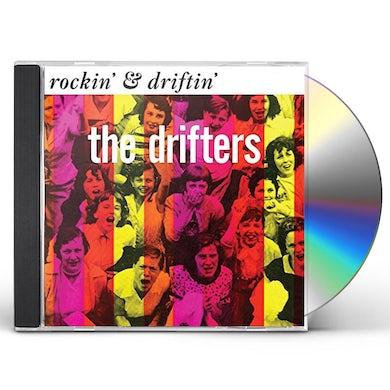 Drifters ROCKIN & DRIFTIN CD