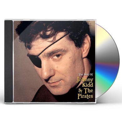 Johnny Kidd & The Pirates BEST OF CD