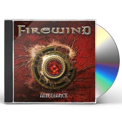 Firewind ALLEGIANCE CD