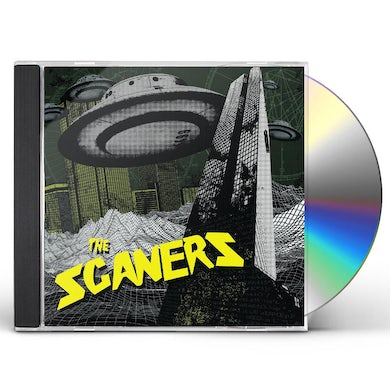 Scaners II CD