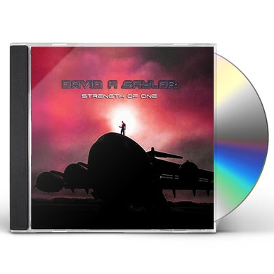 David A. Saylor STRENGTH OF ONE CD