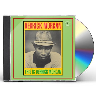 THIS IS DERRICK MORGAN CD
