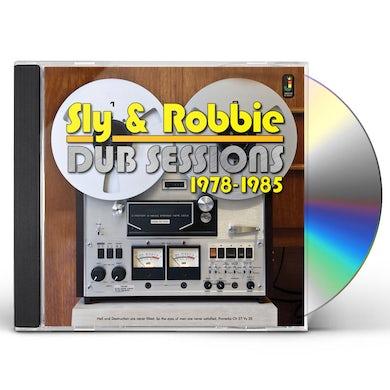 Sly & Robbie DUB SESSIONS 1978-1985 CD
