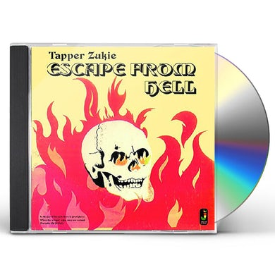 Tapper Zukie ESCAPE FROM HELL CD