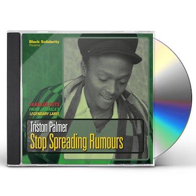 Triston Palmer STOP SPREADING RUMOURS CD