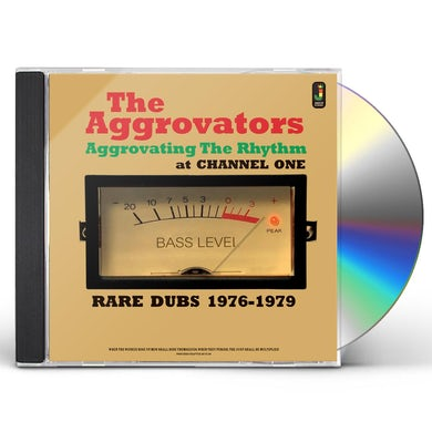Aggrovators AGGROVATING THE RHYTHM AT CHANNEL ONE CD