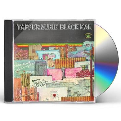 Tapper Zukie BLACK MAN CD