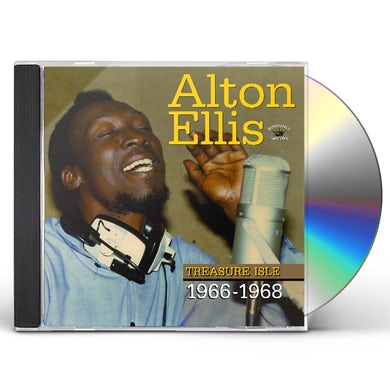 Alton Ellis TREASURE ISLE 1966-1968 CD