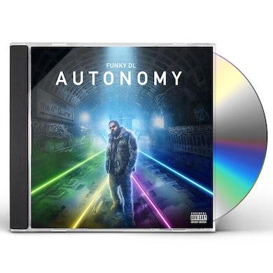 Funky DL AUTONOMY: THE 4TH QUARTER 2 CD