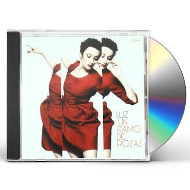 Luz Casal UN RAMO DE ROSAS CD