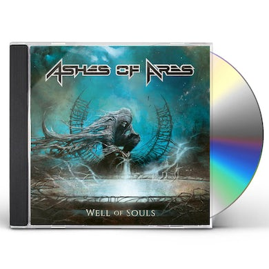 Ashes Of Ares WELL OF SOULS CD