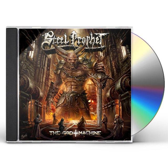 Steel Prophet THE GOD MACHINE CD