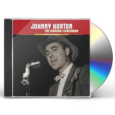 Johnny Horton SINGING FISHERMAN CD