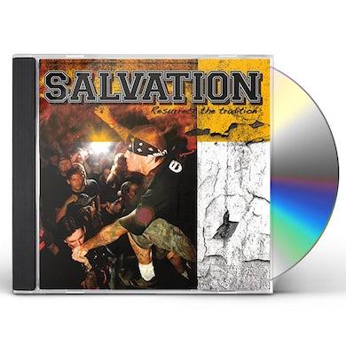 Salvation RESURRECT THE TRADITION CD