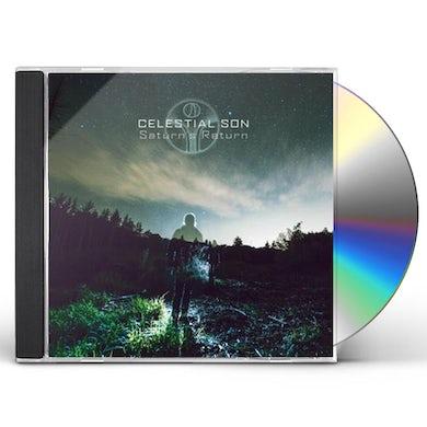 CELESTIAL SON SATURN'S RETURN CD