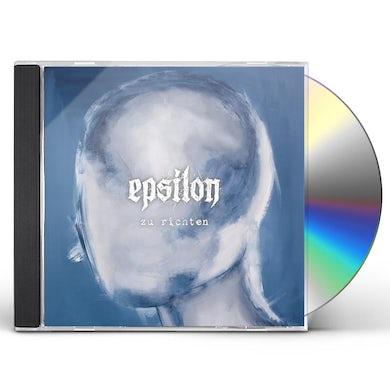 Epsilon ZU RICHTEN CD