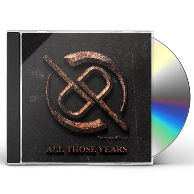 ALL THOSE YEARS CD