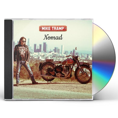 Mike Tramp NOMAD CD
