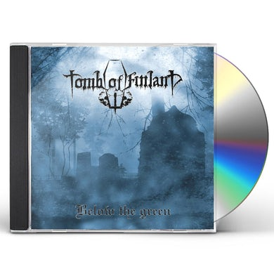 TOMB OF FINLAND BELOW THE GREEN CD