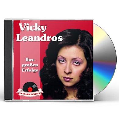Vicky Leandros SCHLAGERJUWELEN CD