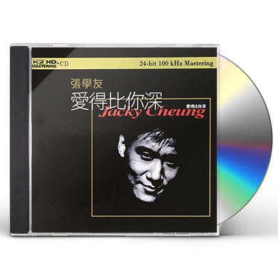 Jacky Cheung COLLECTION K2KD CD