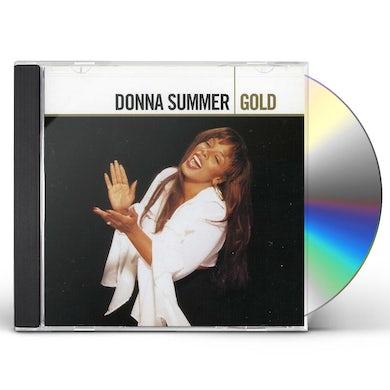 Donna Summer GOLD CD