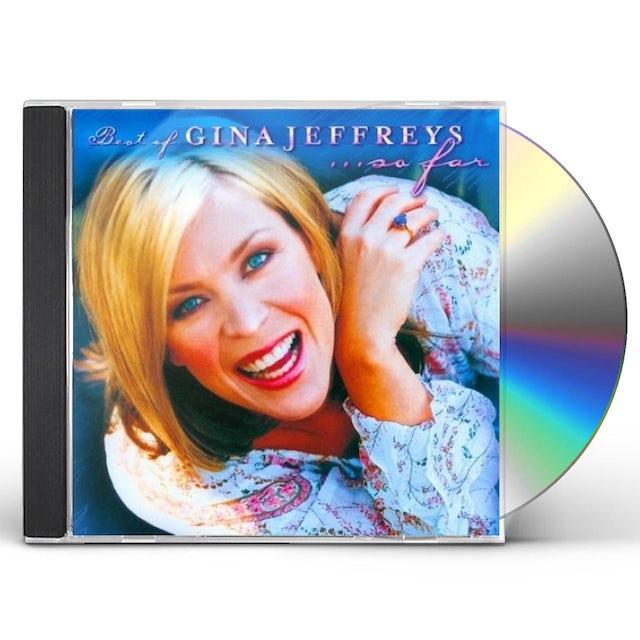 Gina Jeffreys SO FAR: BEST OF CD
