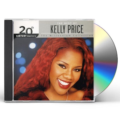 Kelly Price 20TH CENTURY MASTERS: MILLENNIUM COLLECTION CD
