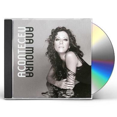 Ana Moura ACONTECEU CD