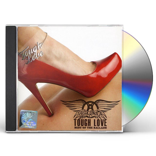 Aerosmith TOUGH LOVE: BEST OF THE BALLADS CD