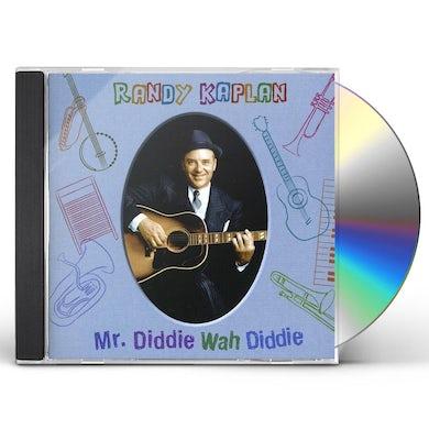Randy Kaplan MR DIDDIE WAH DIDDIE CD