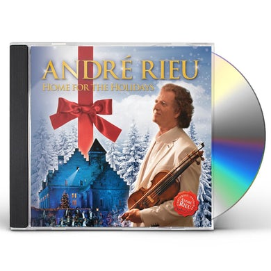 Andre Rieu HOME FOR THE HOLIDAY CD
