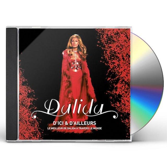 Dalida D'ICI & D'AILLEURS CD