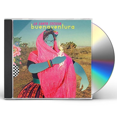 La Santa Cecilia BUENAVENTURA CD