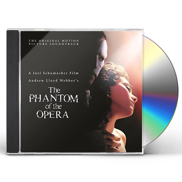 Andrew Lloyd Webber PHANTOM OF THE OPERA CD