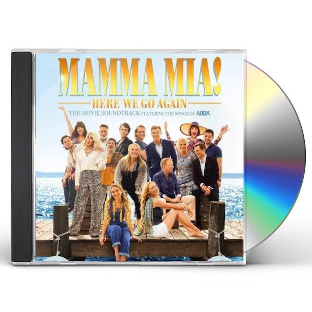 Mamma Mia: Here We Go Again / O.S.T. MAMMA MIA: HERE WE GO AGAIN / Original Soundtrack CD