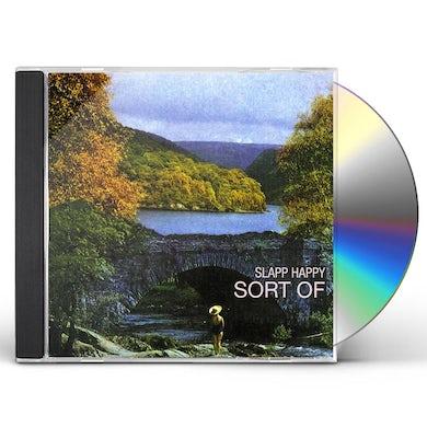 Slapp Happy SORT OF CD