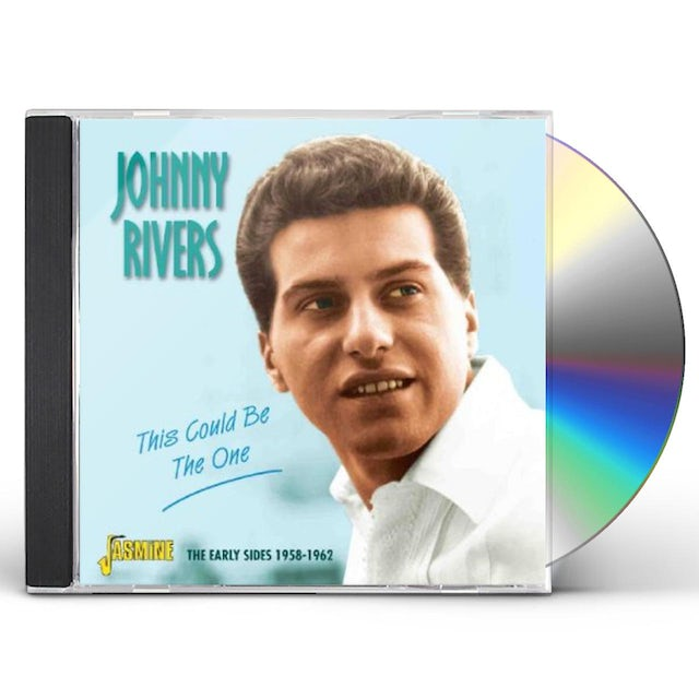 Johnny Rivers THIS COULD BE THE ONE: EARLY SIDES 1958 - 1962 CD